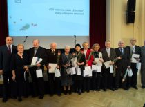 2018-12-10 buvo pasveikinti Emeritus klubo jubiliatai