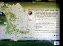 2019-05-21 Dieveniškio istorinio regioninio parko žemėlapis