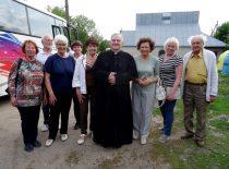 2019-05-21 Su Dieveniškių bažnyčios klebonu