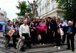 Emeritus klubo nariai Lvove
